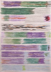 Monica Llorente. Hours. Artist, art, drawing