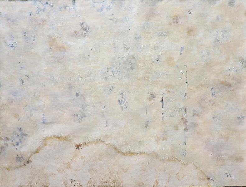 Monica Llorente: Encounters. Artist, art, painting