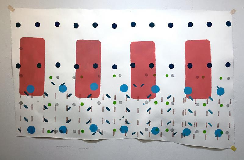 Monica Llorente: Gardens. Artist, Art