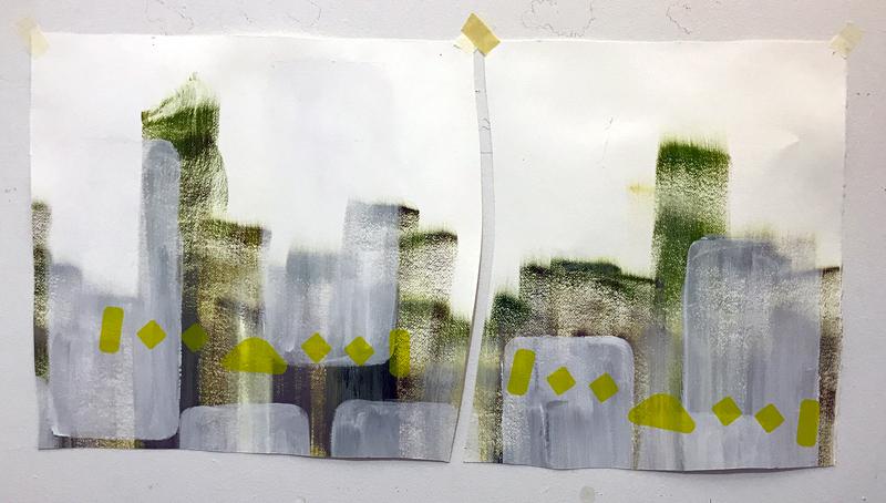 Artist: Monica Llorente Art: Heavier Boxes