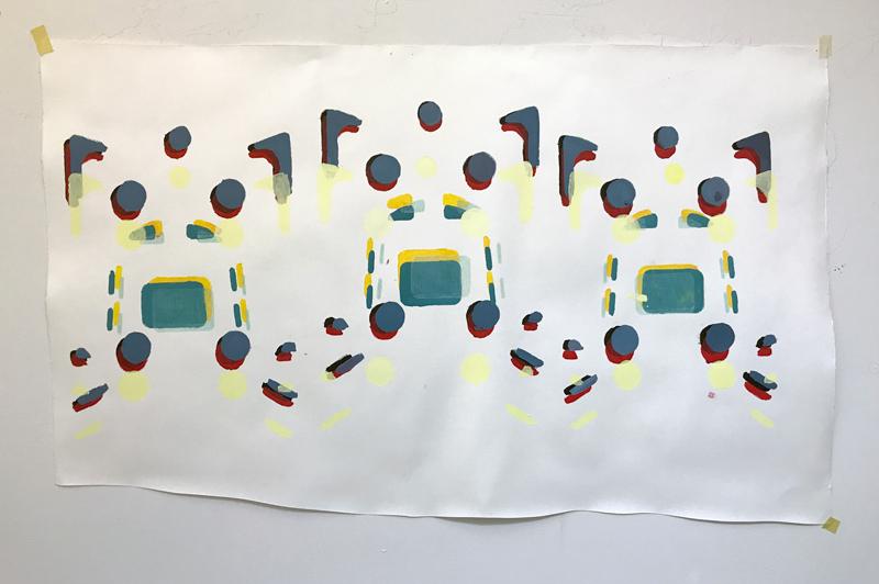 Monica Llorente: Masks. Artist, art