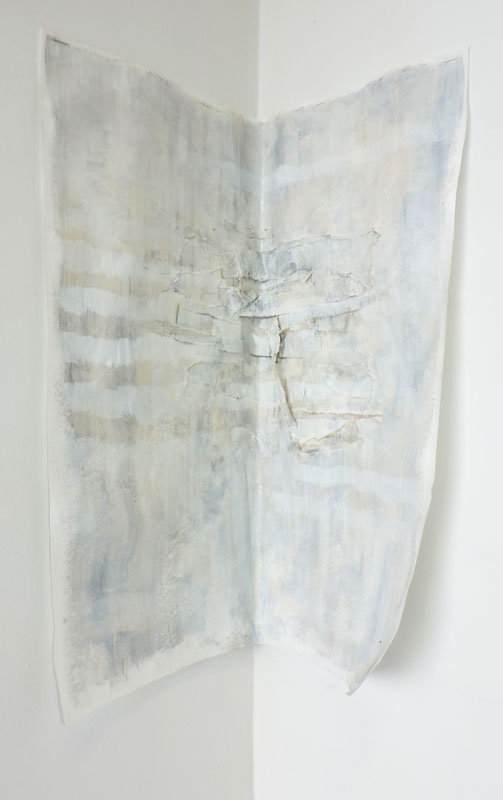 Monica Llorente. The corner. artist, art, turning points