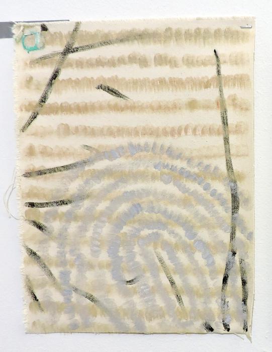 Monica Llorente. Steps. Artist, art, painting